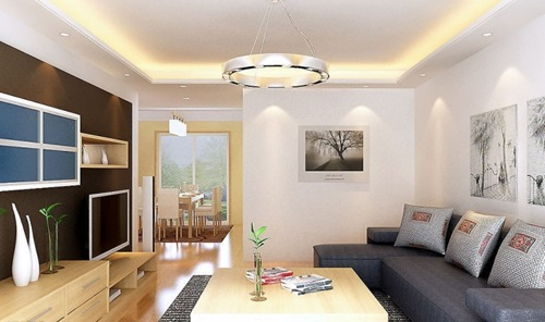Stunning Ways To Design And Decorate A Modern Sideboard In Your Living Room Interior Design