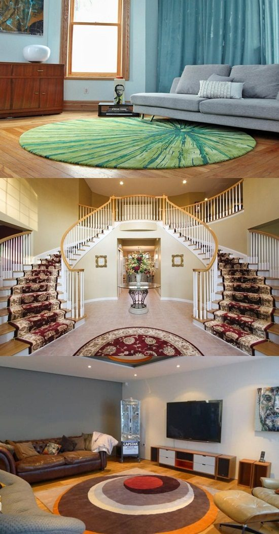 How Big Should Foyer Be : The basics of choosing perfect rug for your foyer