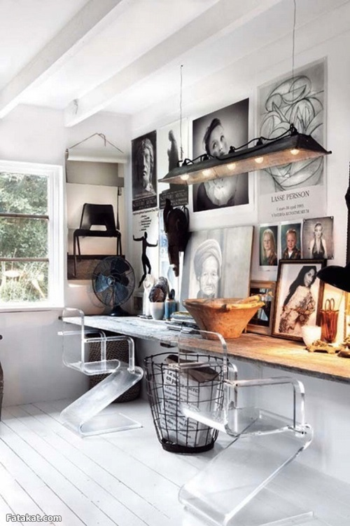 The Art of Displaying Your Family Pictures on the Wall