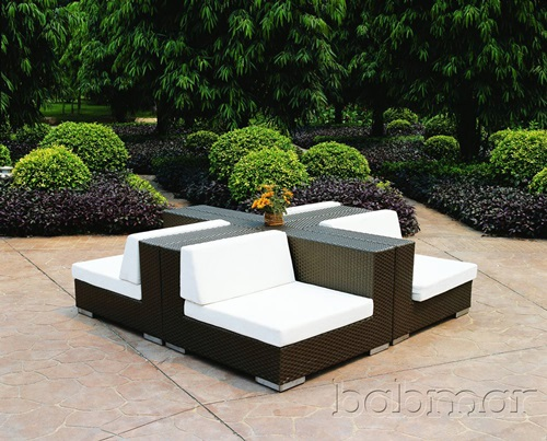 Amazing Ultramodern Indoor And Outdoor Seating Ideas ...