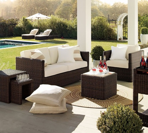 Ultramodern Indoor and Outdoor Seating Ideas