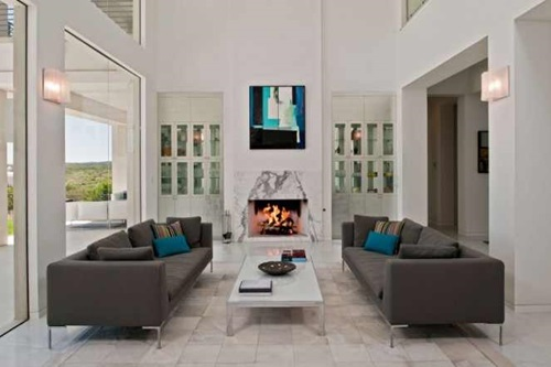 Unique Modern Spanish Home Design Ideas