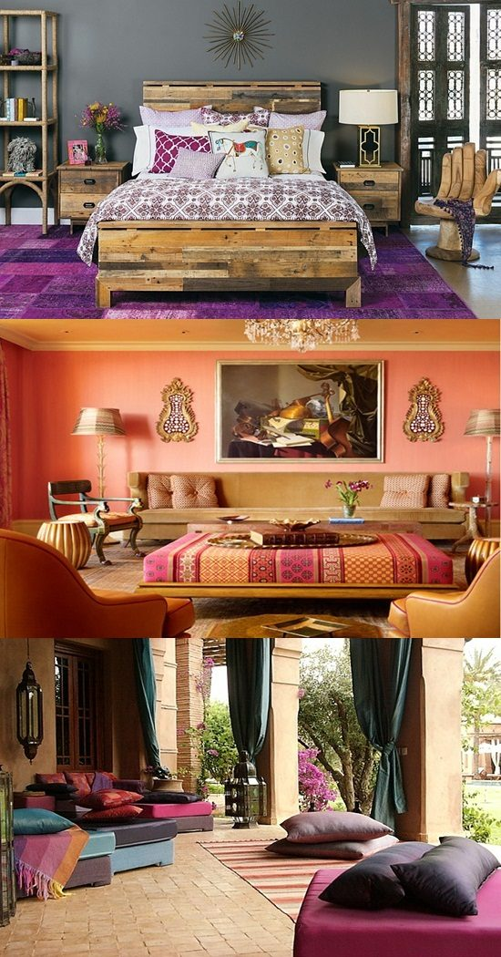 Unique Ways to Incorporate a Moroccan Decor to Your Modern Bedroom