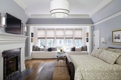Warm and Inviting Window Seat Design Ideas