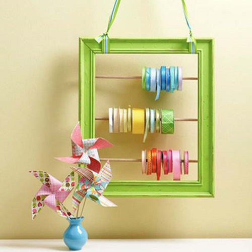 25 Creative Ways to Reuse an Old Photo Frame
