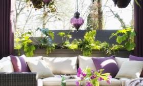 8 Cute Patio Side Table Design Ideas