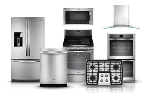 Stainless Steel Kitchen Appliances Package