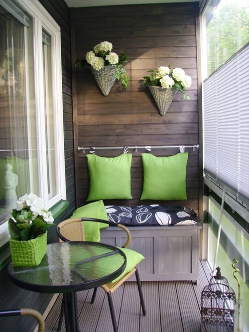 ... Amazing Interior and Exterior Balcony Design Ideas ...