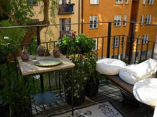 Amazing Interior and Exterior Balcony Design Ideas