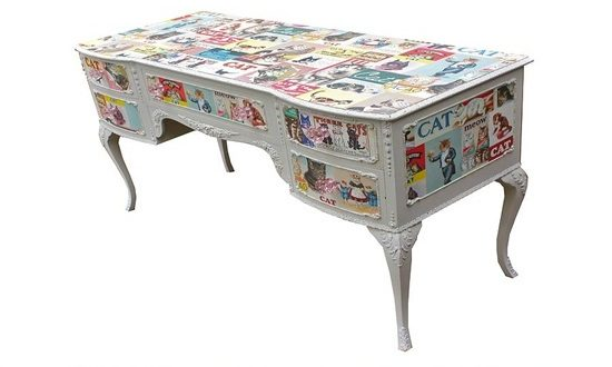 Creative Ways to Give a New Life to Your Old Furniture