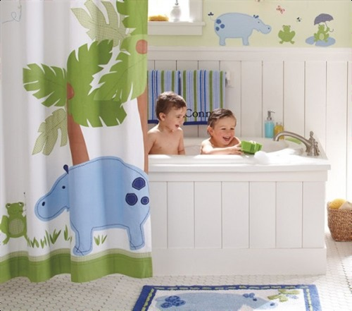 Enjoying And Relaxing Modern Young Kid 39 S Bathroom Decorating Ideas Interior Design
