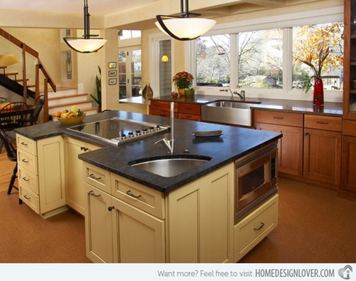 Functional Kitchen Design Ideas ~ Functional kitchen sink designs with innovative additions