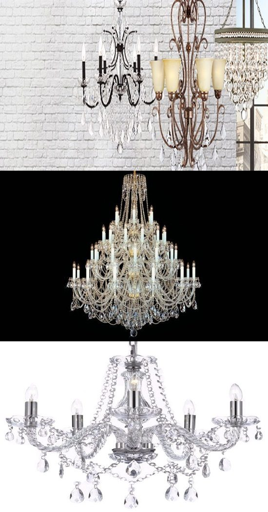 How To Choose Classic Chandeliers For Your Traditional