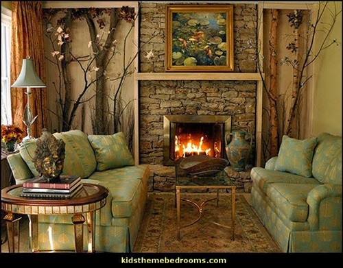 How To Decorate Your Home With A Rustic Style Interior Design