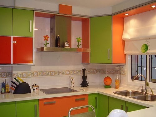How to Incorporate Orange Color in Your Modern Home Décor