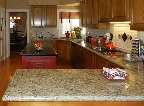 How to Provide Your Countertop a Faux Granite Look