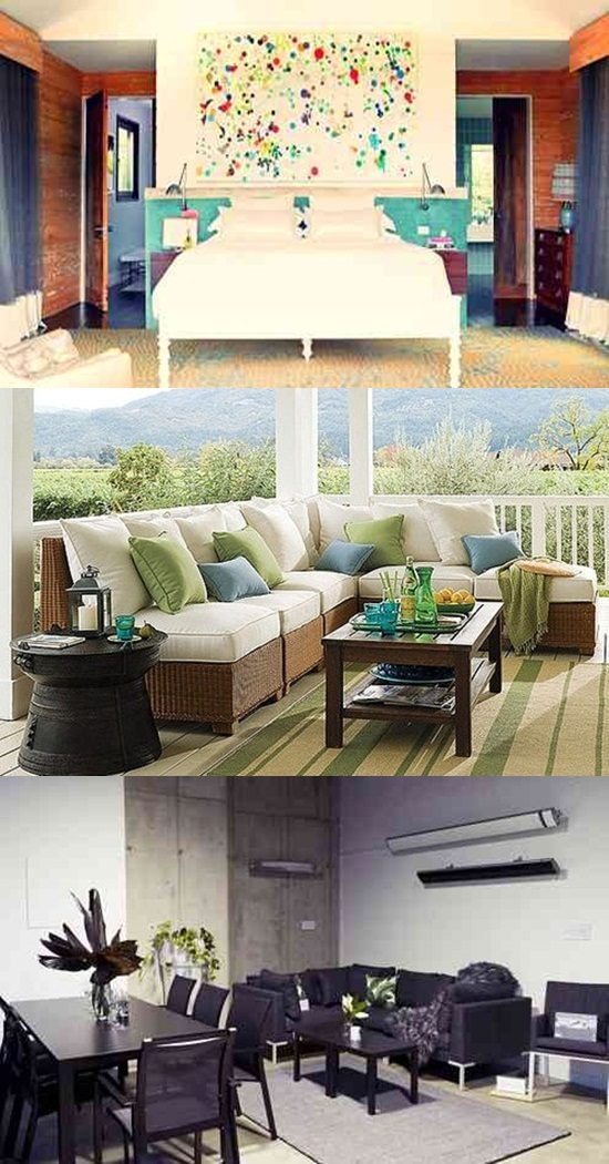 How To Select A Suitable Outdoor Summer Rug Interior Design