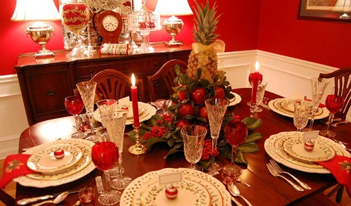 Impressive Table Runner Designs for Different Occasions