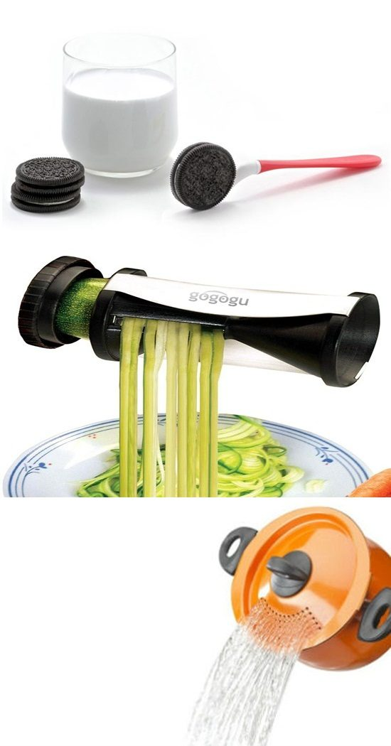 Innovative Kitchen Gadgets To Create Amusing Look And