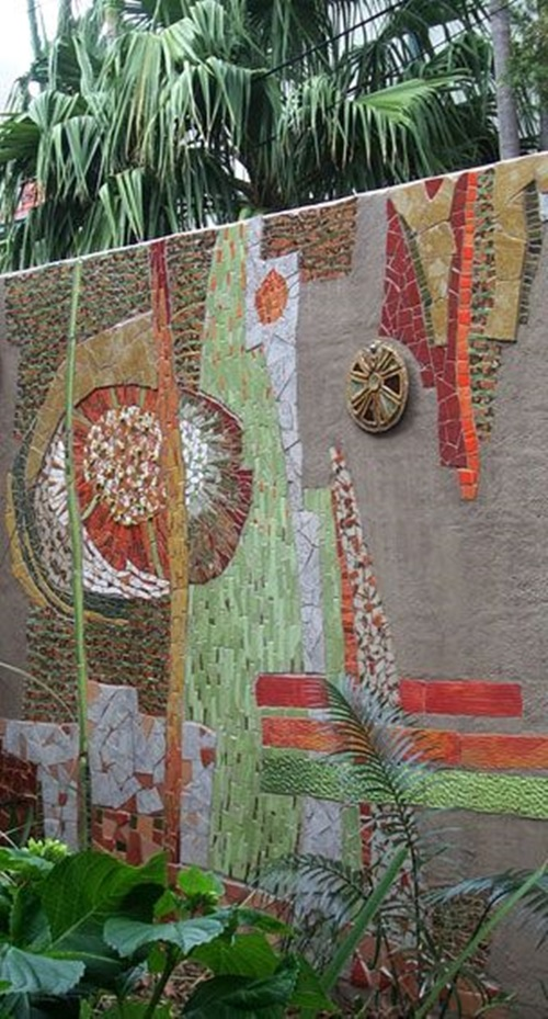 Magical Ways to Decorate Your Home and Garden Using Mosaic Tiles