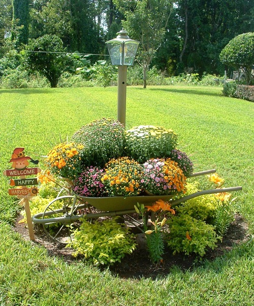 Stunning ideas to decorate your garden with different for Different garden designs