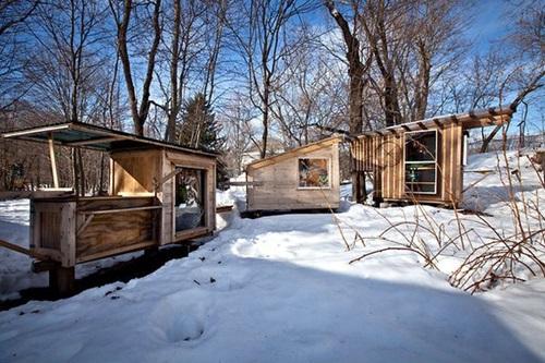 Unusual Eco-friendly Home Designs You Will Admire