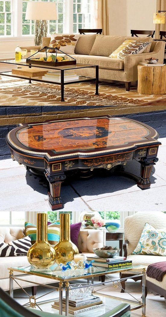 Stunning centerpiece ideas for coffee tables interior design for Coffee table centerpiece