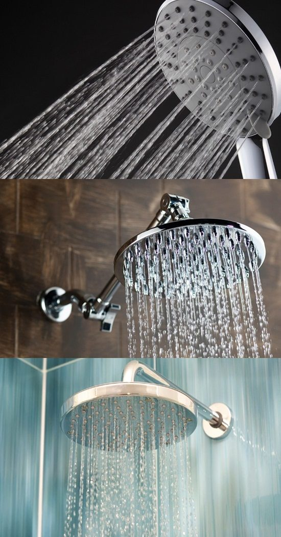 7 Impressive Shower Head Designs for a relaxing Bathroom ...