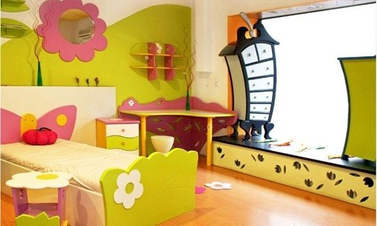 Amazing kid's room decoration – Themes and color scheme ideas