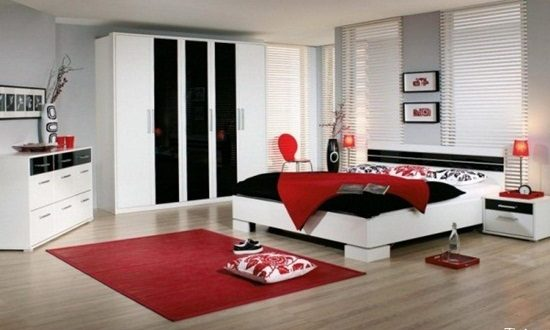 Beautify your contemporary bedroom with a modern wardrobe