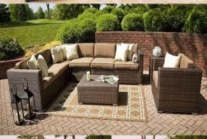 Choose the right garden furniture to enjoy pleasing open air