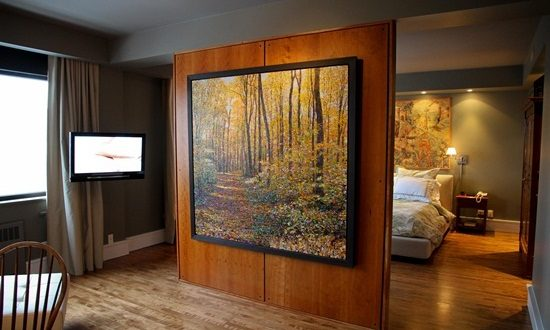 Contemporary Entryway Foyer Decorating Ideas