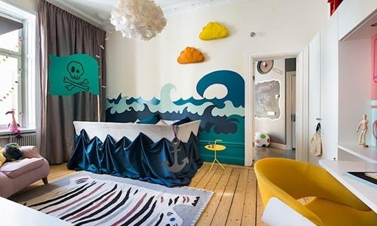 Creative Ways to Add Fun to Your Kids' Bedroom