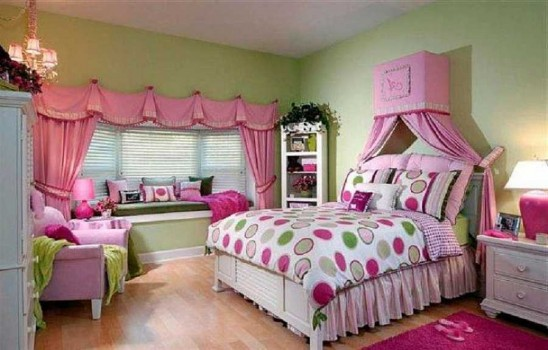 Decorate your girl bedroom