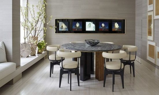 Decorate your kitchen with stylish Modern chairs and table