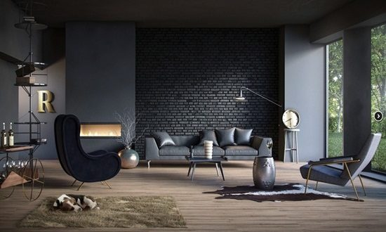 Modern home interior design ideas and decorating ideas for Efficient home heating options