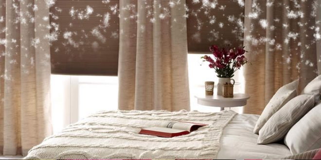 Enhance your home beauty with a remote control curtains