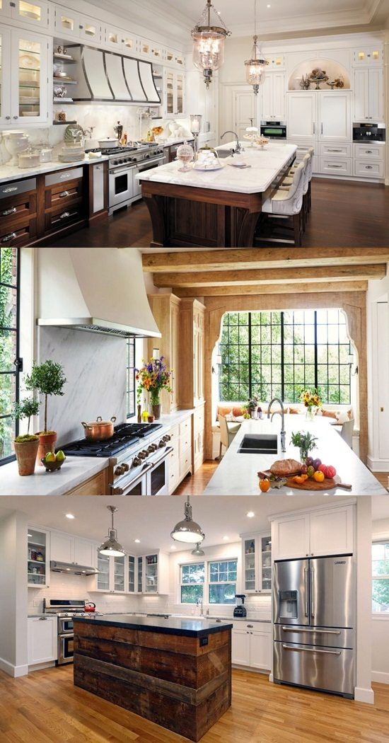 Enjoy remodeling your kitchen with a new stylish look