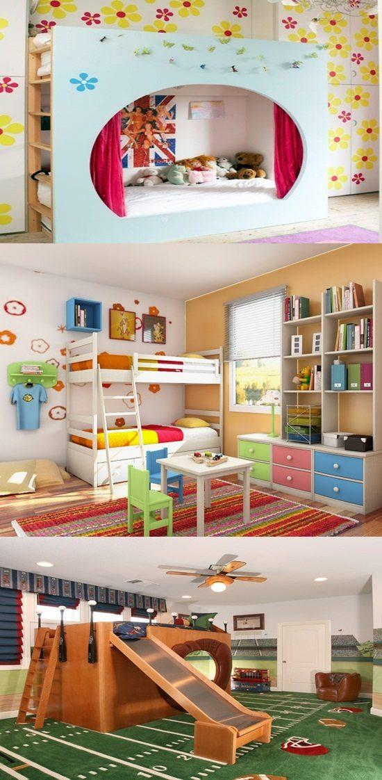 Fabulous kid's room accessories - Interior design - photo#39