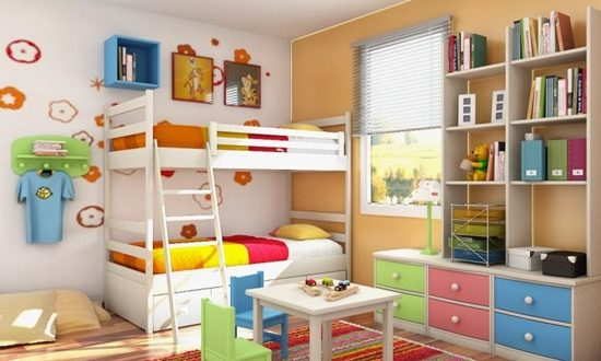 Fabulous kid's room accessories