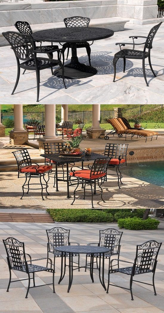 have-elegant-and-classic-wrought-iron-outdoor-furniture