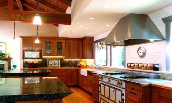 How to choose proper kitchen appliances for greater look and utility