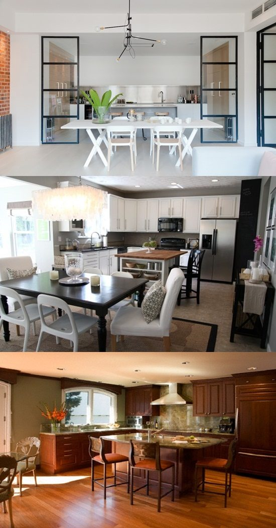 How To Choose The Right Kitchen Table Interior Design