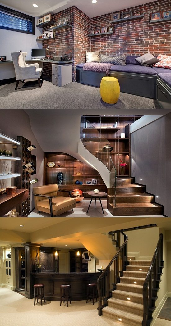 How to transform your basement to be an extra room