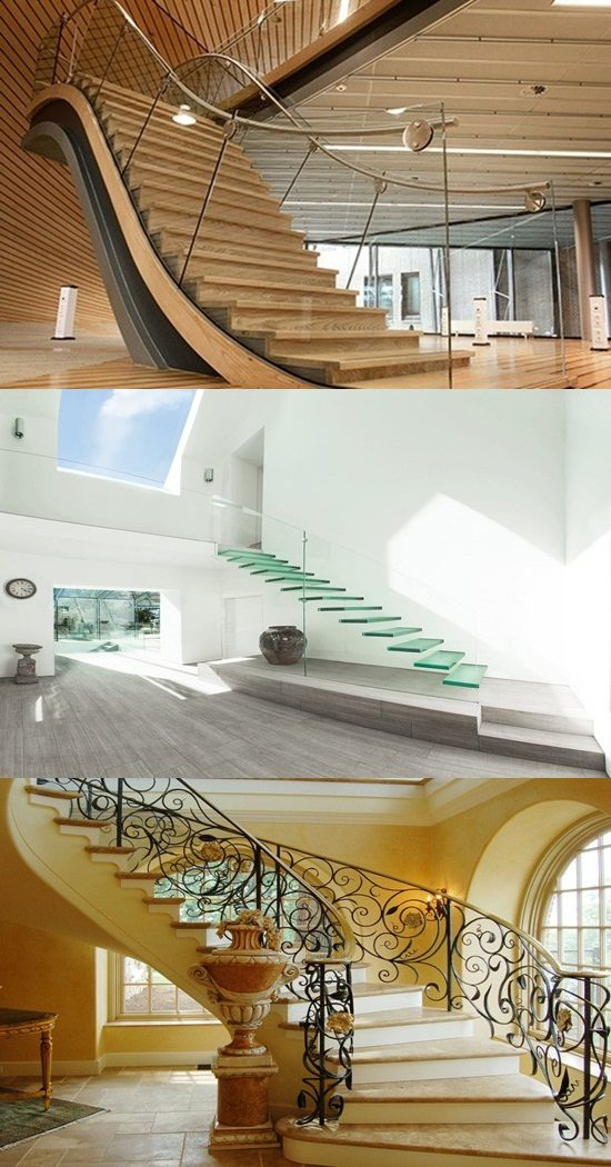 Impressive Decorating Ideas to the Internal Staircases - Interior ...