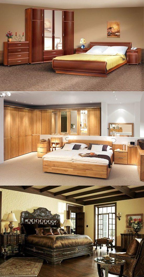 Impressive Wooden Headboard Design Ideas - Interior Design