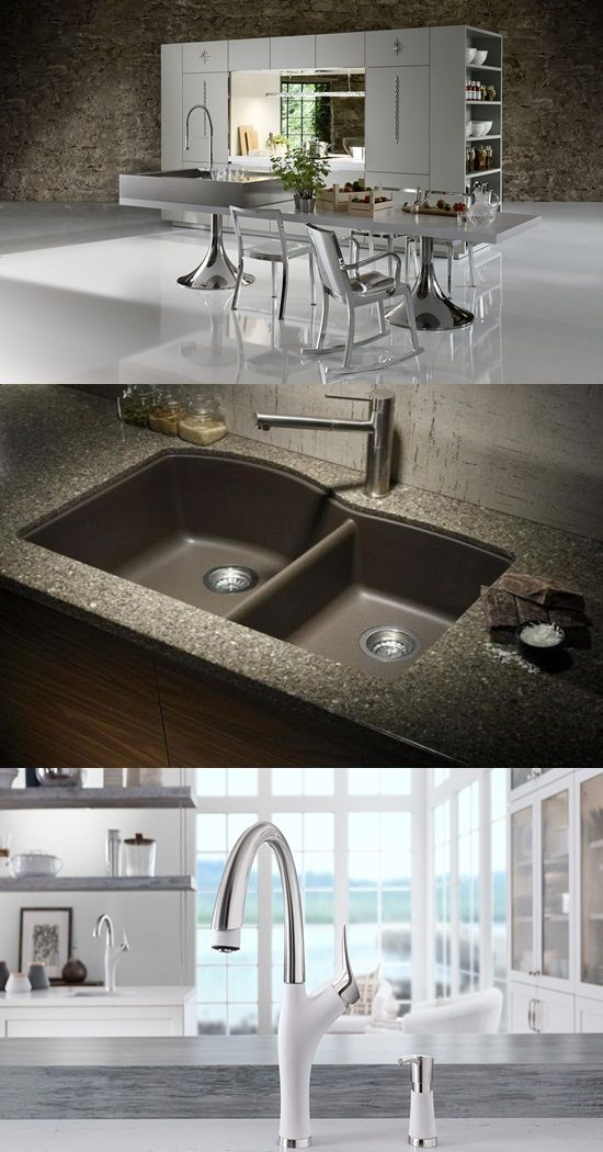 Innovative Kitchen Sink and Faucet Designs for Modern ...