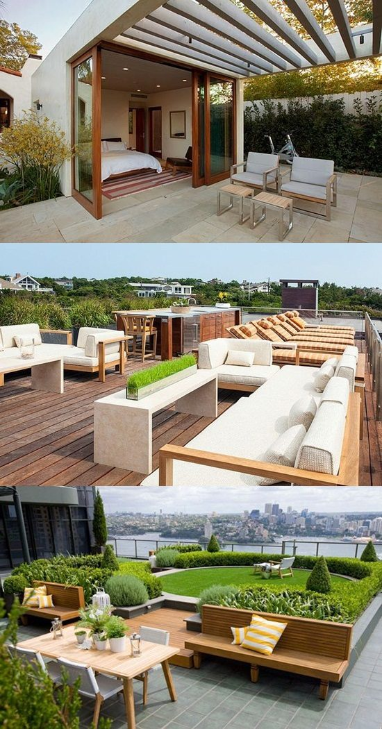 inspiring rooftop deck design ideas interior design home