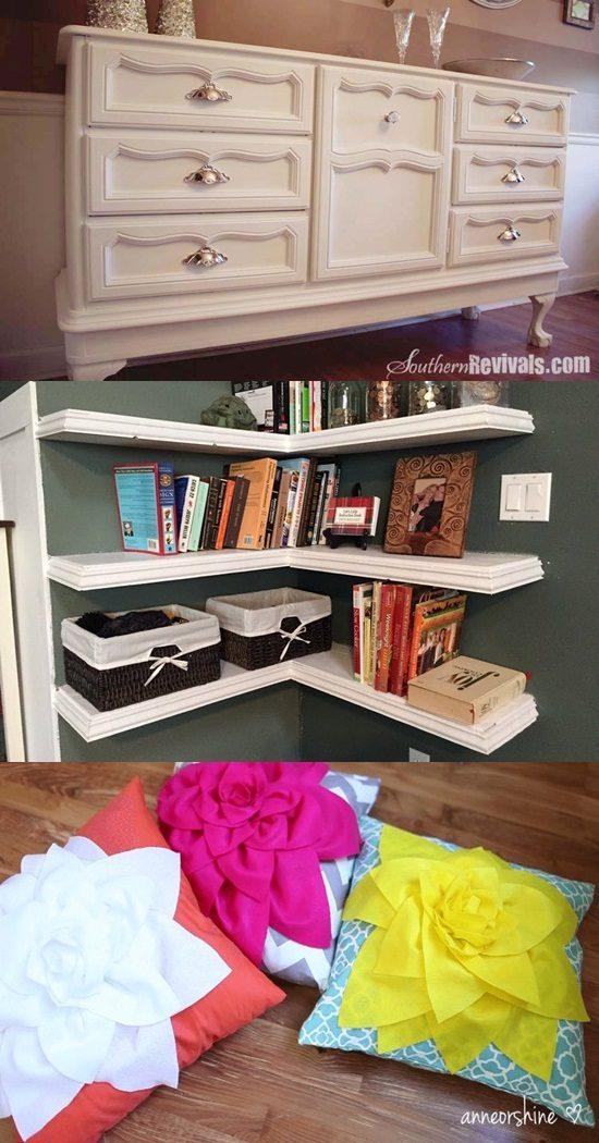 Marvelous Ways to Reuse Your Old Dresser