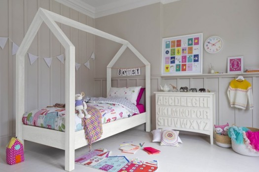Playful Spirit within your Kids' Rooms